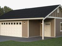 ... Blueprints | True Built Home on Pinterest | Detached garage, Custom