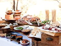 Party fare, appetizers, and snacks