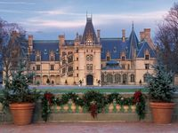 The luxurious family home of George and Edith Vanderbilt is a marvel of elegance and charm, as magnificent today as it was more than a century ago. ~ Biltmore website