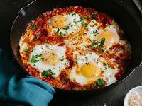 omelette sans casser d'oeuf