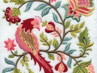Machine Embroidery Designs and General Info