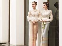 Dresses and kebaya