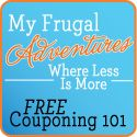 Frugal living /Couponing
