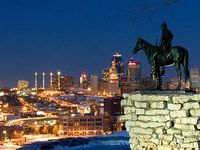 It's about Kansas City Missouri and close by towns.