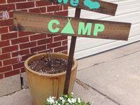 YW - camp