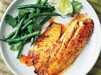 Main Dishes: Seafood