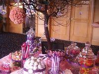 Wedding Candy buffets