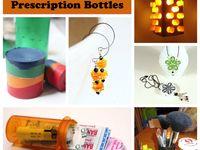 Pill Bottle Uses