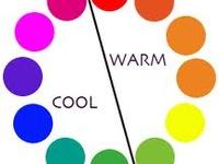 11 best images about warme en koude kleuren on pinterest warm photographs and a tree - Warme en koude kleuren in verf ...