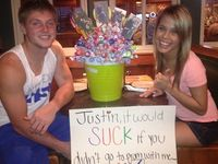 Ask Me To Prom? ;) ♥