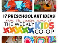 Brainiacs Preschool / At Brainiacs Preschool we welcome creativity and nurture young minds.