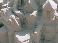 Sandcastles.  My real home