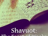 feast of weeks shavuot