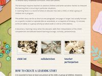 ECE Teaching and ideas