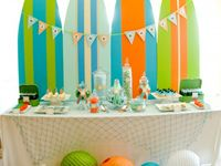 For all things beach or surfer party