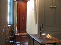 About paint colors on pinterest colonial dark trim and door trims