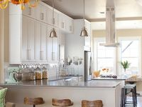 Cocinas On Pinterest Coastal Kitchens Kitchens And Exposed Beams