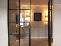 Ensuite deuren van keuken naar woonkamer on Pinterest  Sliding Doors ...