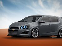 48 best Chevy Sonic Customizations images on Pinterest
