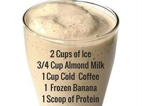 Protein shake recipes  Board
