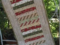 Quilting - Table Runner patterns
