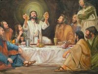 THE LAST SUPPER!!!