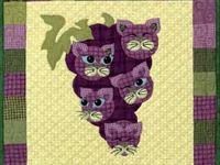 Art: Cat Quilt