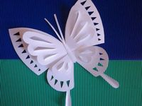Kids - Butterfly Crafts