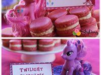 McKenzie's my little pony party
