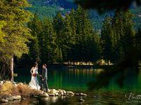 Fairmont Hot Springs Wedding / Jasper, Alberta Wedding