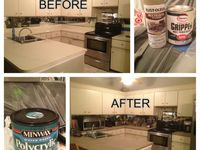 ... top on Pinterest Acrylics, Paint and Faux granite countertops