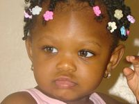 Baby hair styles