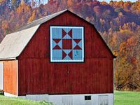 1000+ images about Quilt Barns / Barn Quilts on Pinterest