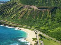 Hawaii is the most recent of the 50 U.S. states and is the only U.S. state made up entirely of islands. It is in the northernmost island group in Polynesia, occupying most of an archipelago in the central Pacific Ocean.