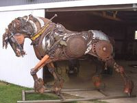Weld'Horses