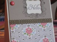 Stampin' Up Sensations