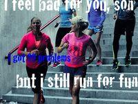 I am, Runner.