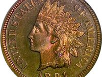 US COINS - ONE CENT