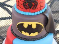 Super Hero Bday Party