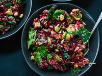 ... on Pinterest   Quinoa salad, Chipotle salad dressings and Vinaigrette