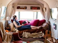 Airstream ideas, deco and Airstream forums.
