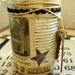 Recycle Your Tin Cans and Mason Jars.