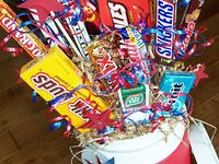 Candy Arrangements