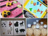 Kid Activity Ideas