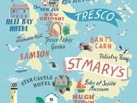Scilly Isles & Cornwall