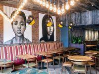 Creative restaurant/bar