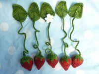 Jordbær/strawberry ideer