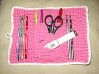 Free Crochet Star Hook Case Pattern : 17 Best images about crochet hook case in crochet on ...