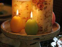 Candles, velas
