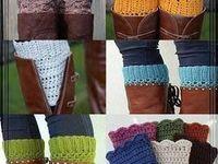 Crochet Boot Cuffs/socks